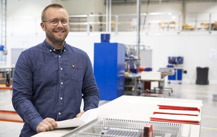New CEO at Elpro in Alingsås AB