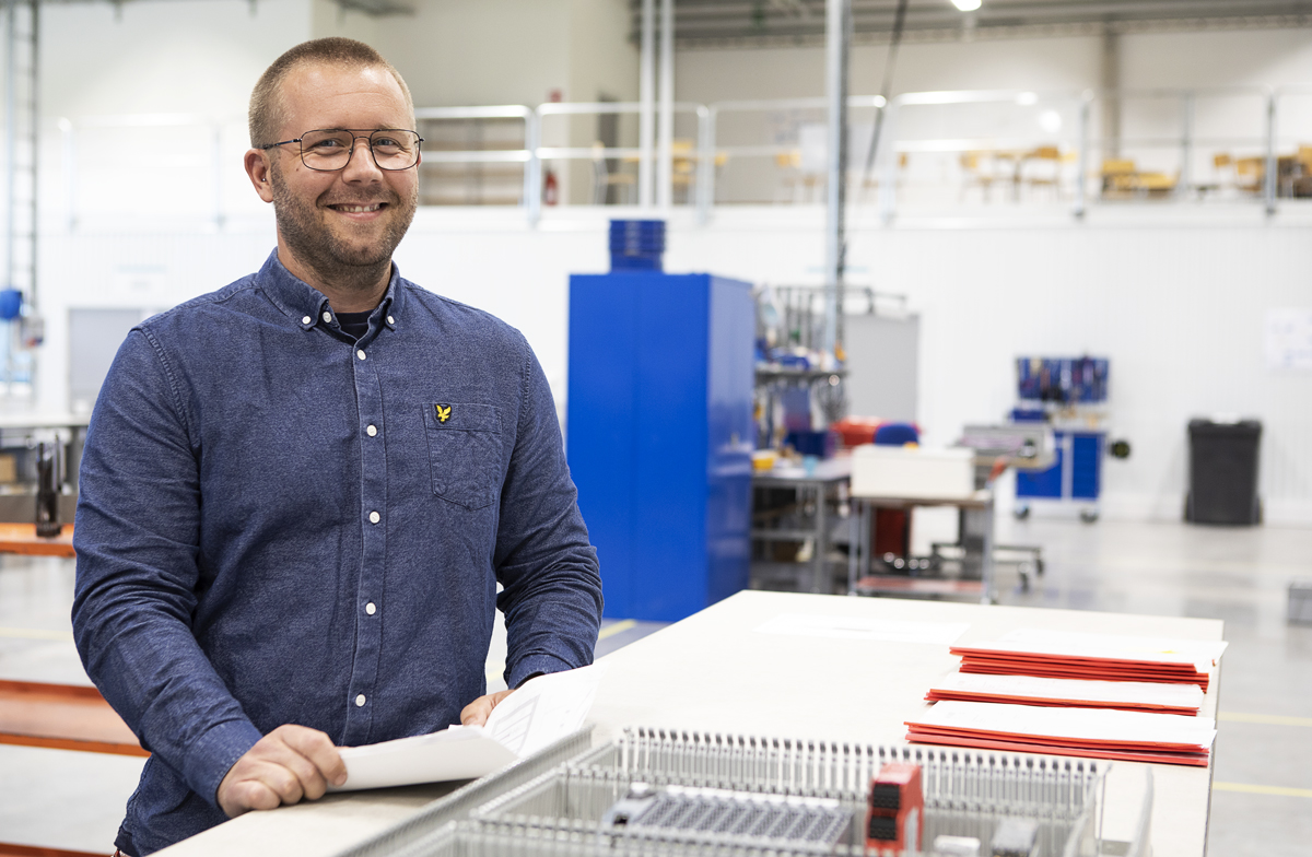 New CEO at Elpro in Alingsås AB